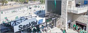Branding Regina's new Mosaic Stadium