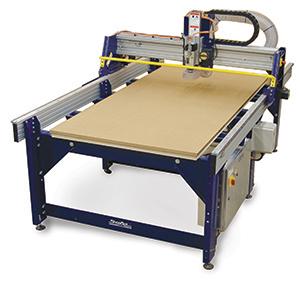 ShopBot Full Size PRSalpha CNC