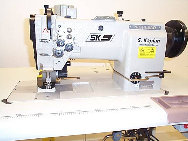 Banner and SEG Sewing Equipment