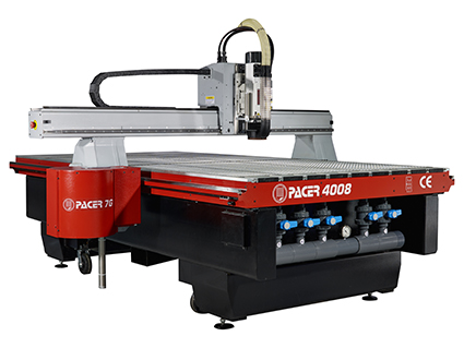 Pacer Series Precision-driven CNC Router