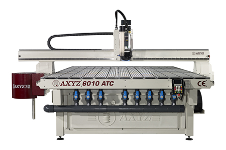 AXYZ Series CNC Router System