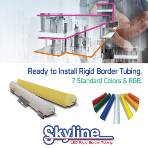 Allanson's SkyLine Rigid Border Tubing