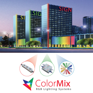 Allanson's ColorMix RGB Lighting Systems