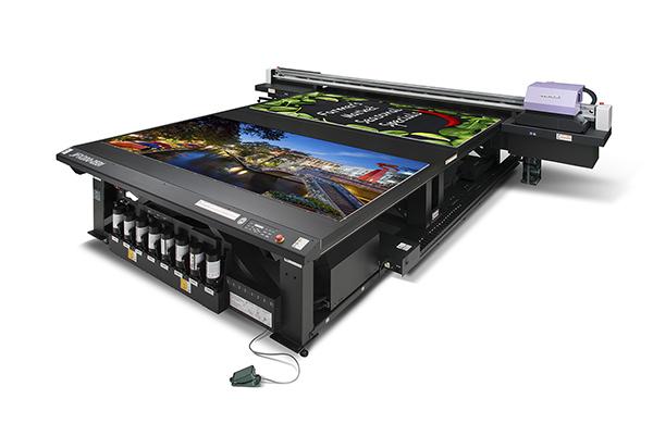 JFX200-2531 UV-LED extended-bed printer