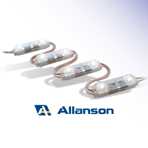 Allanson's New Mini LED Module