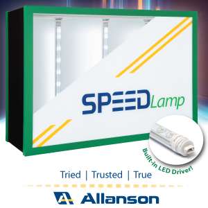 Allanson's New SpeedLamp 120V Direct LED Solution
