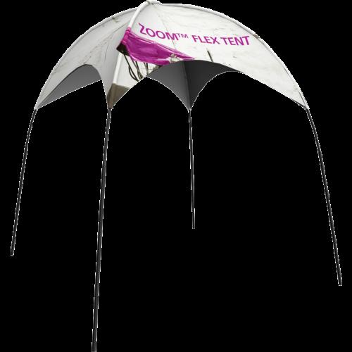 NEW Zoom Flex 10' Tent