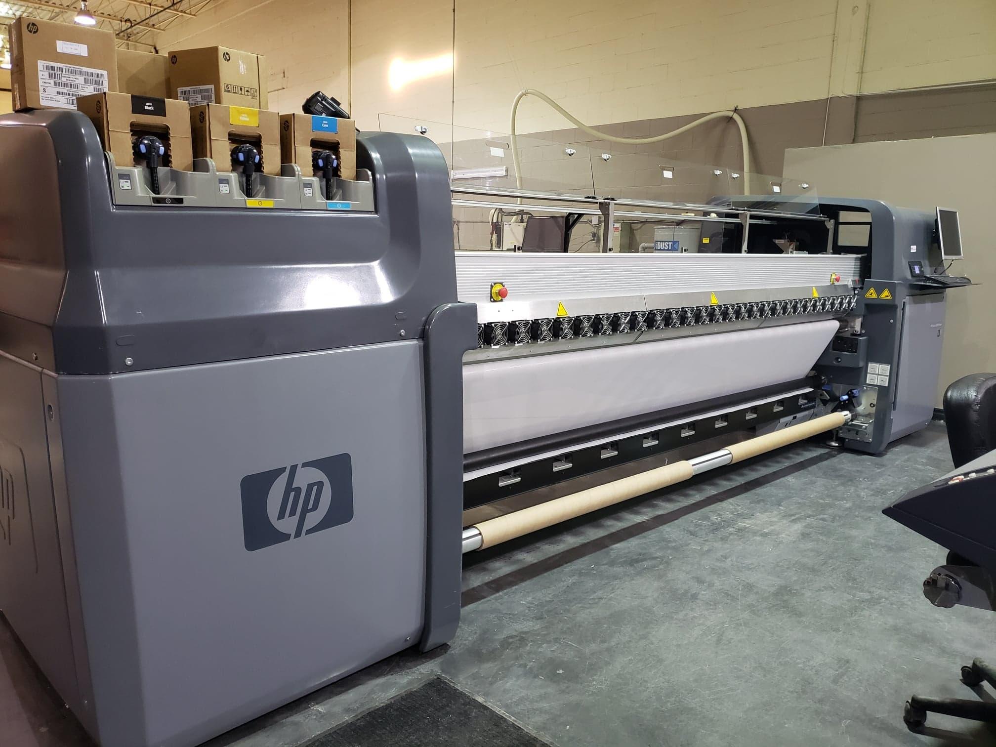 HP Lx850 - Low Usage Print Like Brand New