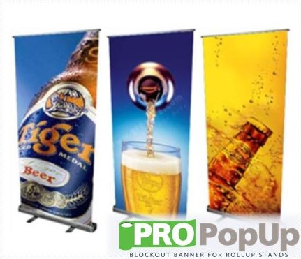 ProPopUp2 Economy Roll-Up Banner