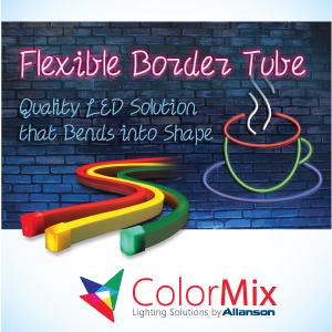 Flexible Border Tube