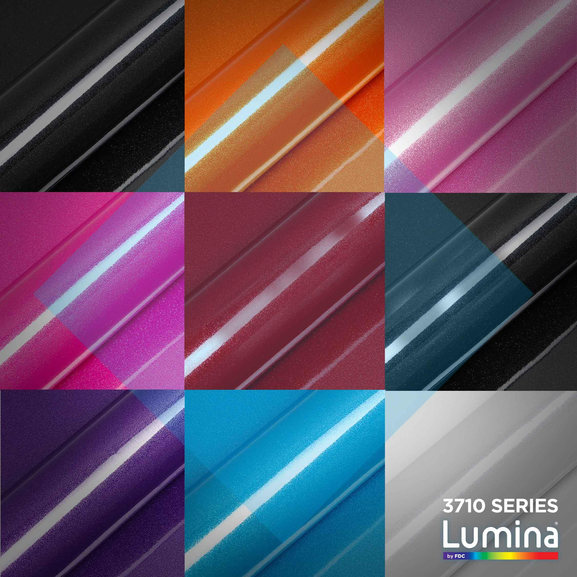 Lumina® By FDC - 3710 Series Cast Vinyl Film