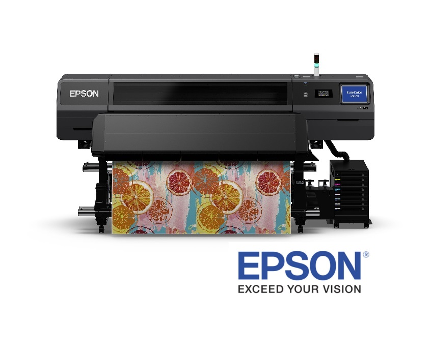 Epson's All-New, High-Performance Resin Signage Printers