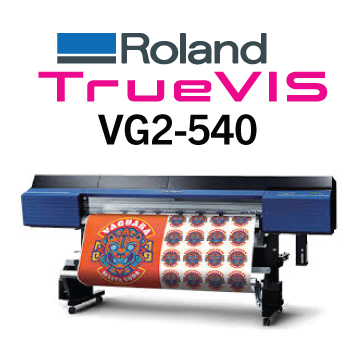 Roland TrueVIS VG2 Printer / Cutter