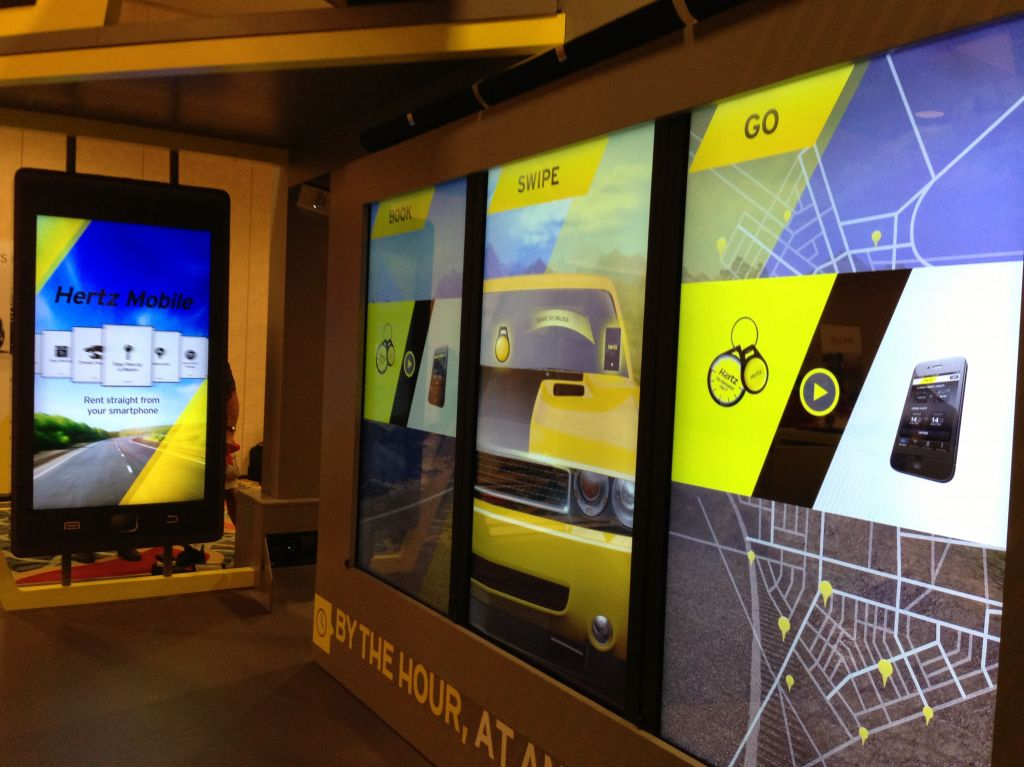 Digital Signage Considerations for interactive video walls Sign