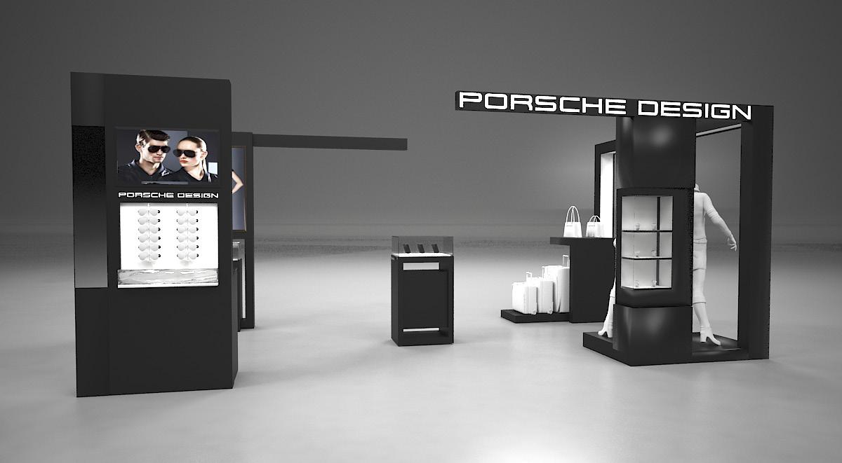 Porsche Clothing Store Canada