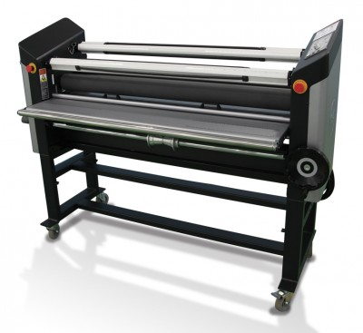 Cold laminators are less expensive, making them a better entry-level option for many print shops.