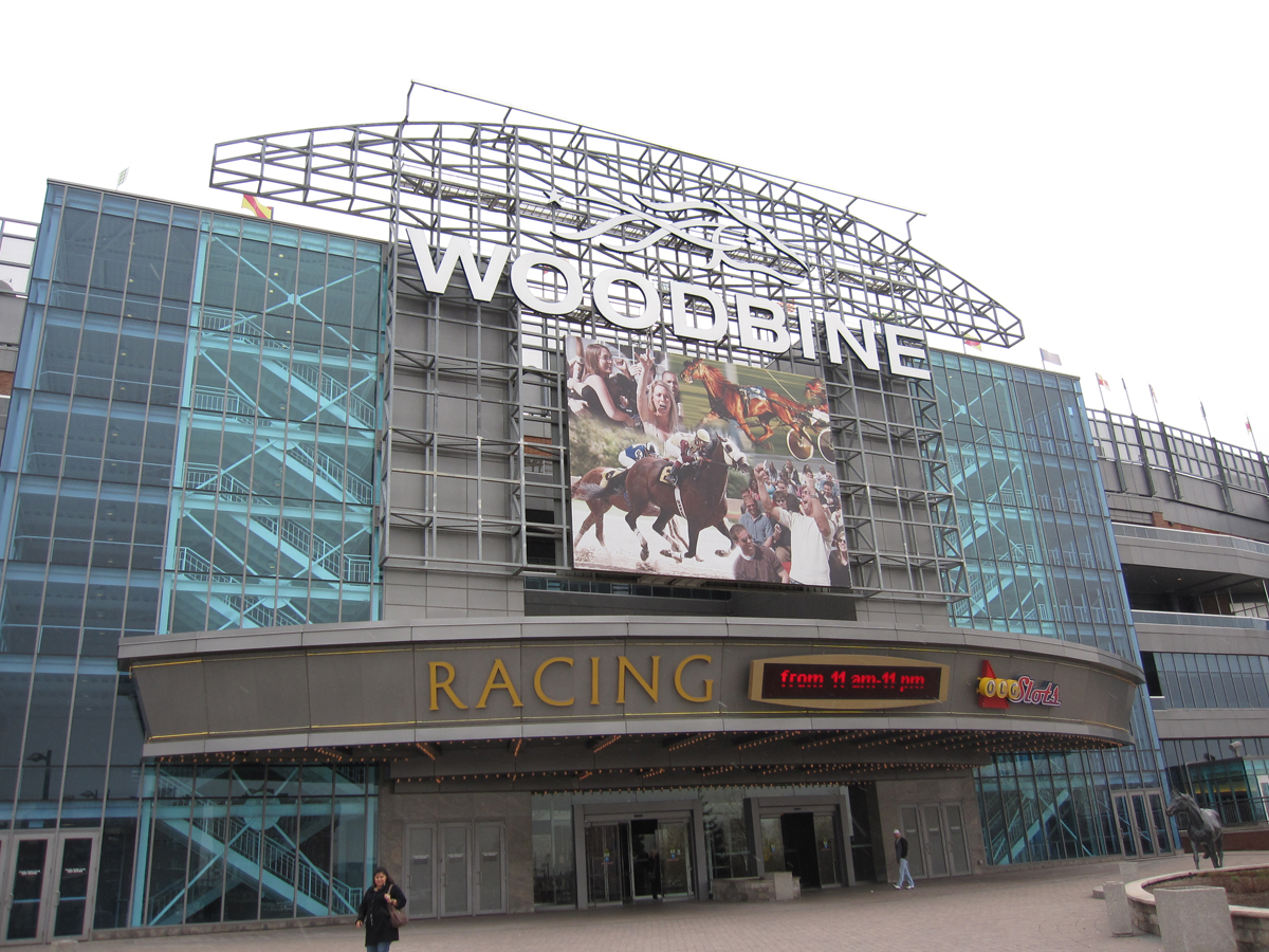 Woodbine Racetrack Restaurant