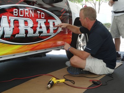 A successful wrap requires attention to detail. Rather than rush the finished product back to the customer, the installation should be double-checked thoroughly.