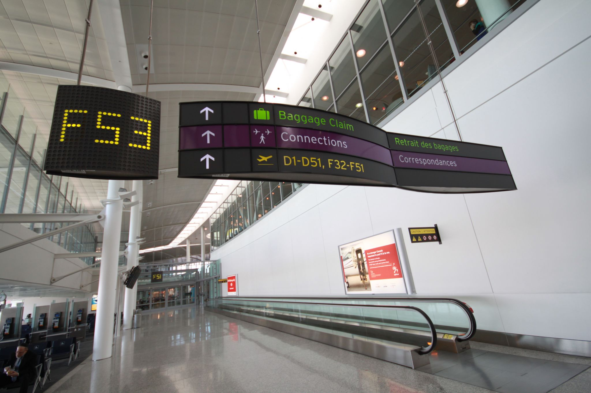 rezoning pearson airport