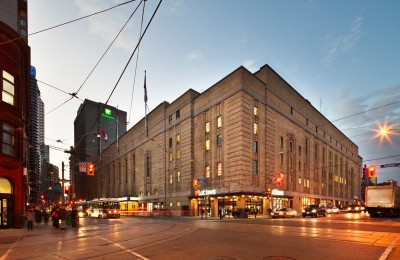 With the opening of Loblaws' new store, the heritage building has emerged from a decade of disuse. Photo courtesy Loblaws