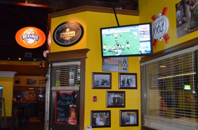 The Solara360 digital signage network began in Coquitlam, B.C., and is now expanding in Boston Pizza franchises and other restaurants and bars across North America.