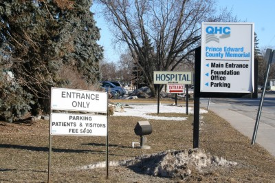 Quinte Health Care manages four hospitals in Eastern Ontario, all of which will be renewed with improved outdoor and indoor signage.