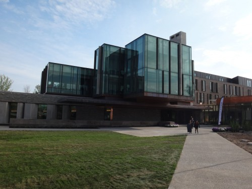 The Ivey School's new building resulted from the largest fundraising effort in the University of Western Ontario's history.