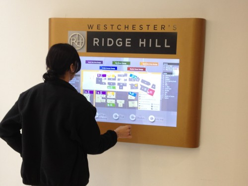 Touch-based interactive digital signage is becoming particularly popular in retail venues.
