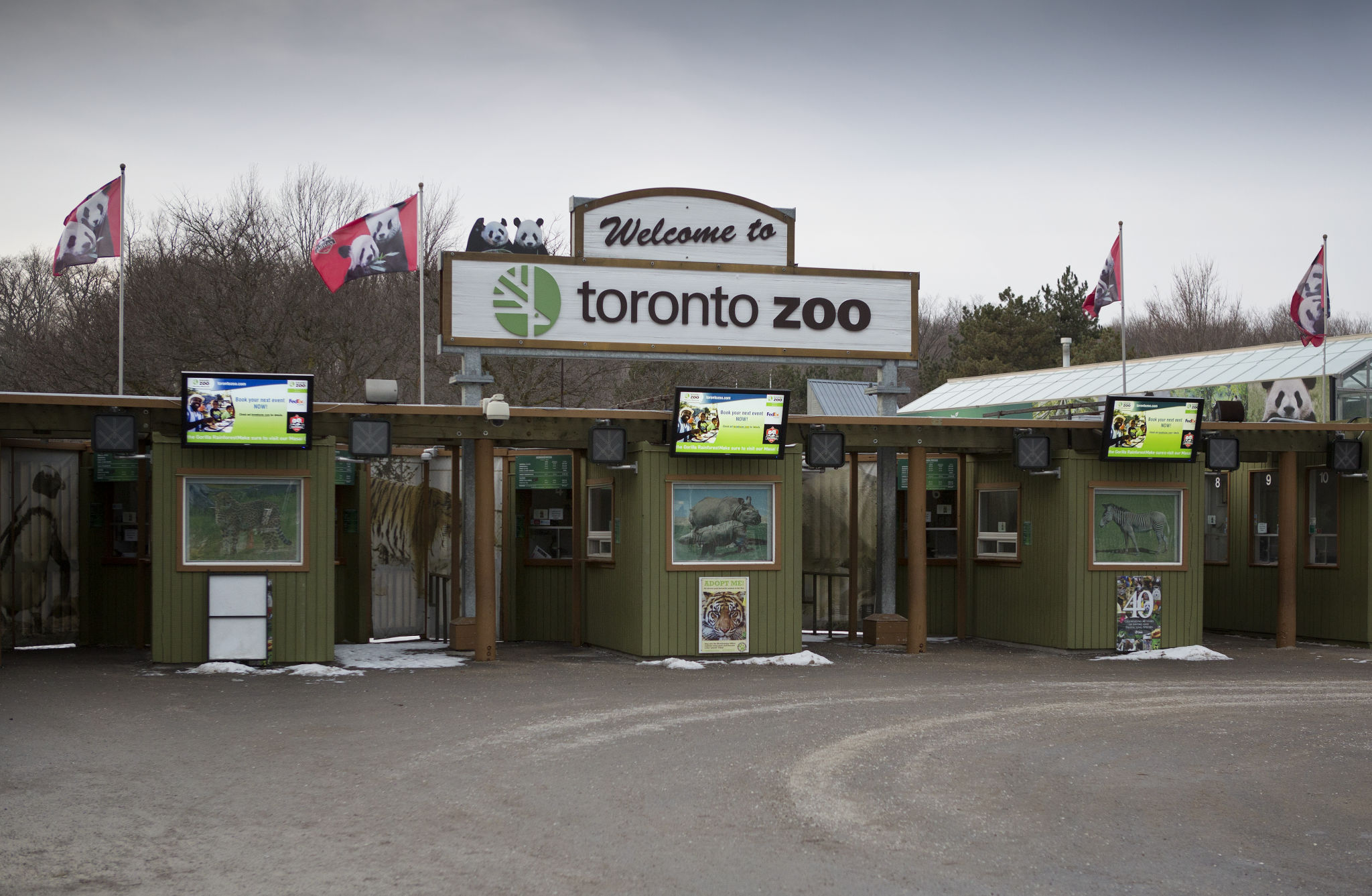 best Zoo in the World - Toronto Zoo