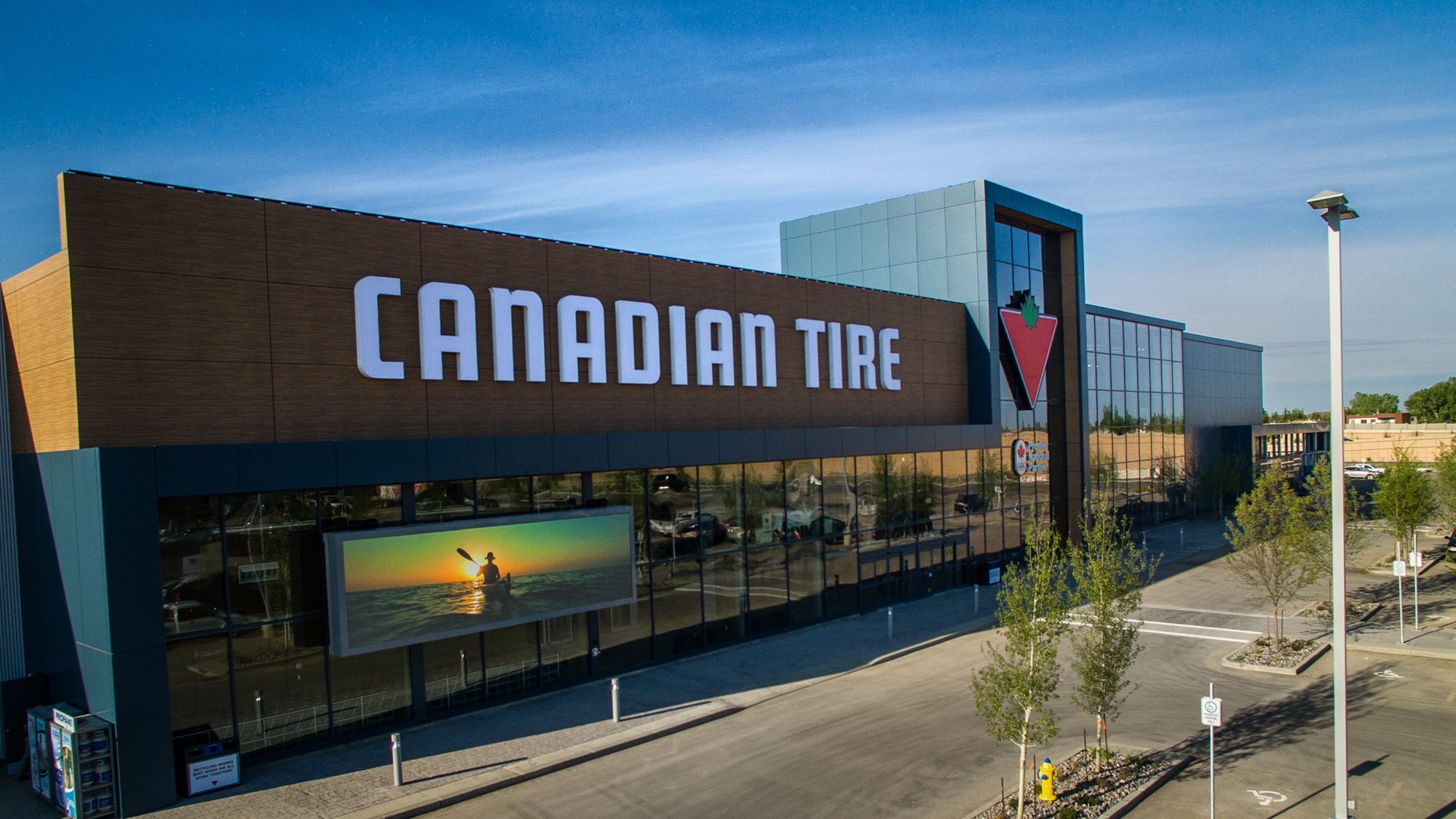 Biggest Canadian Tire Store Features More Than 100 Digital