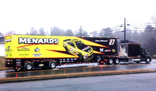 Richard_Childress_Racing_hauler_wrap