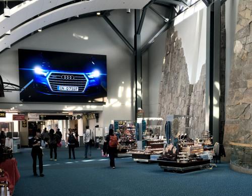Aeroport Vancouver Centre Ville