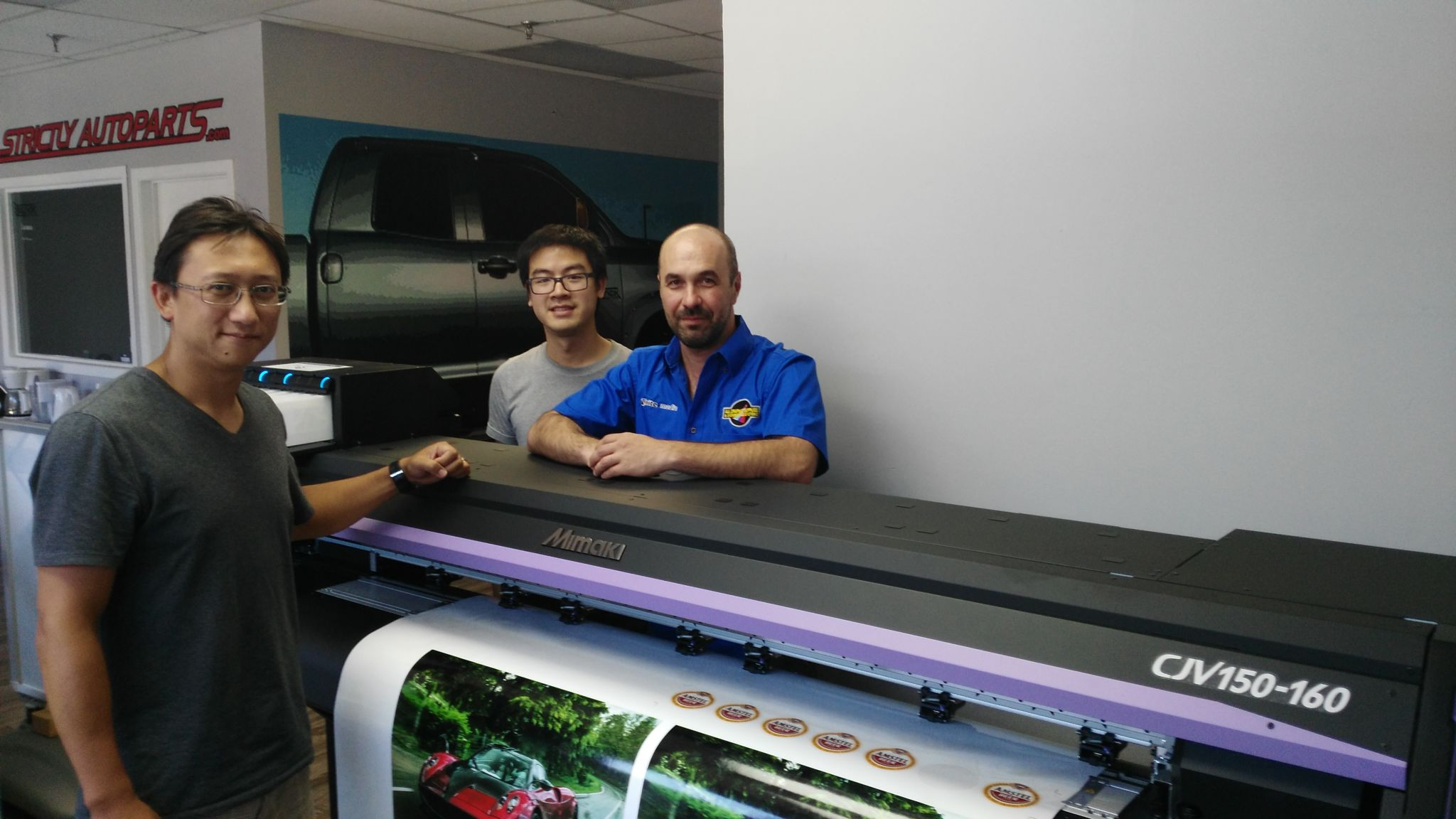 Tymico Canada Brings Large Format Printing In House Sign