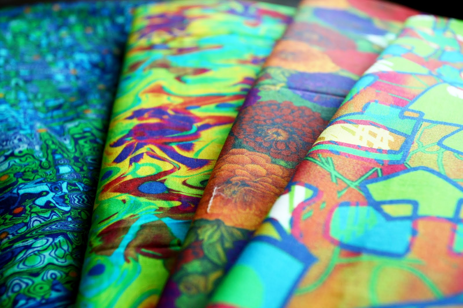 Double digit growth forecast for digital textile printing for Fabric printing