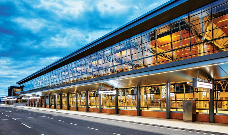 logan international airport case study View case study methodist boston logan international airport terminal a terminal a at boston logan international airport is the world's first leed.