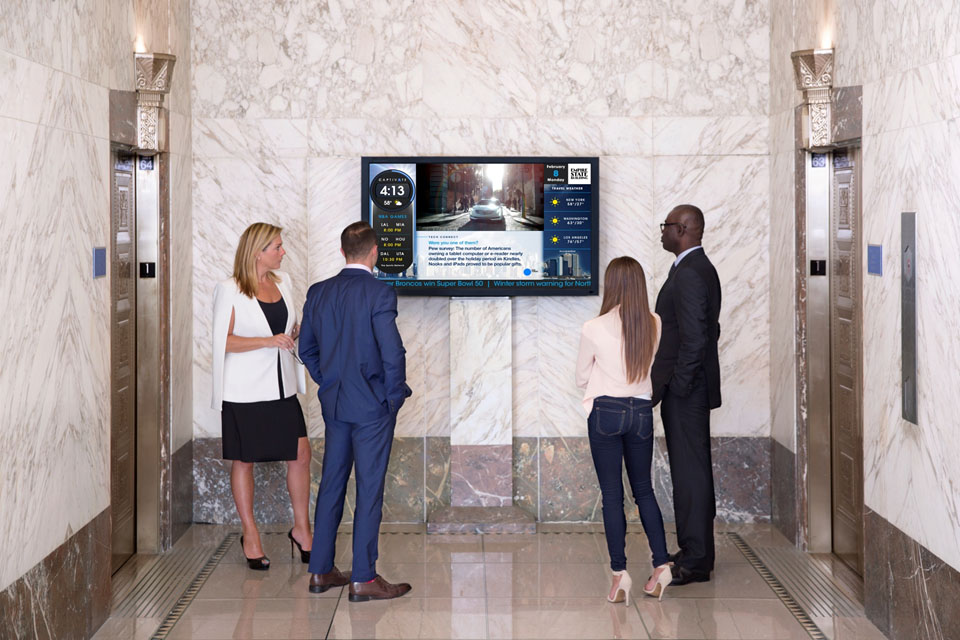 Office Building Digital Signage Expands To Ottawa Sign Media