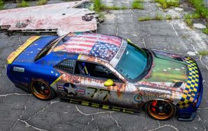 The Mission Flyer 2.0 by MetroWrapz is also the global winner of the 2018 Wrap Like a King challenge.