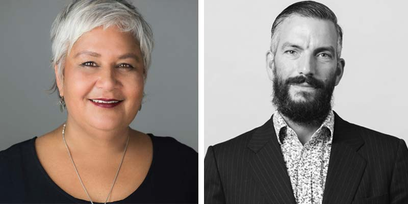 Charmaine Moldrich and Dino Burbidge will join this year's Federation European Publicité Exterieur (FEPE) Awards judging panel.