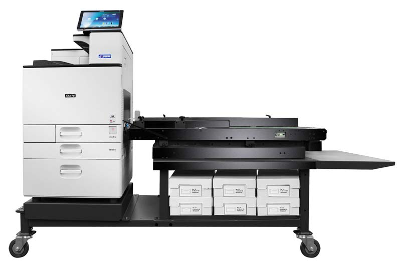 Xanté debuts new digital press configurations - Sign Media