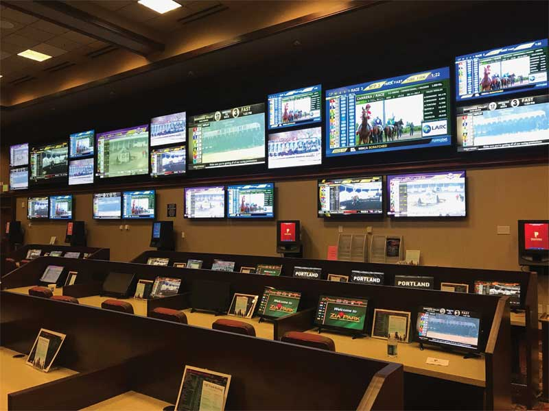 Video walls can be found in different types of settings, including corporate offices, retail stores, transportation hubs, and sports venues, as well as command and control facilities.