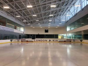For more long-term advertising contracts, perhaps at a community ice rink, it is essential to use a media that can withstand the cold for extended periods, survive knocks and abrasions, and can be removed cleanly at the end of its life.