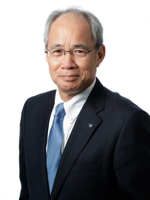 Nobuhiko Kitajima, Canon Canada president and CEO.