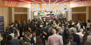 A record-breaking 20,600 were in attendance at this year's ISA expo. Companies and individuals were able to attend workshops and booths to further hone their expertise in sign, graphics, print, and visual communications.