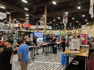 Photos from ISA expo 2019
