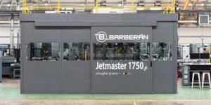 Barberan will install a JetMaster 175 to The Central Group in Mississauga, Ont.