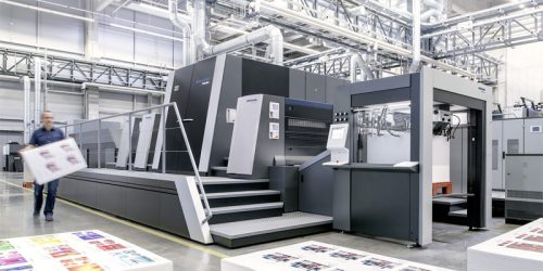 Kyoshin Paper and Package will install Heidelberger Druckmaschinen's Primefire 106 this summer.