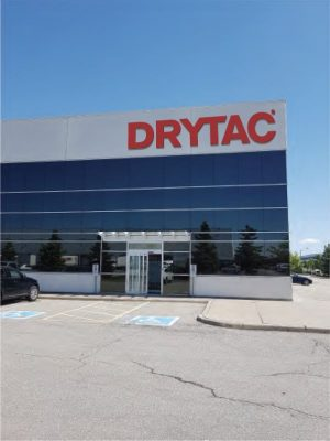 Drytac will be moving into a new facility in Brampton, Ont.