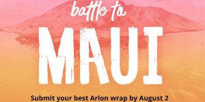 Arlon Graphics is kicking off its 'Summer-Wrap Off' contest.