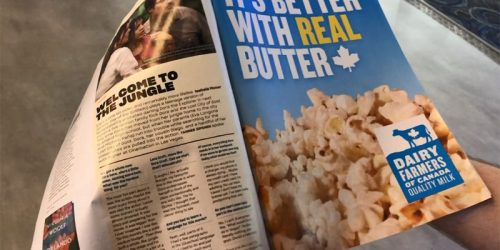 Dairy Farmers of Canada (DFC) and Cineplex Media has announced a year-long partnership to promote real butter popcorn topping to movie-goers across Canada.