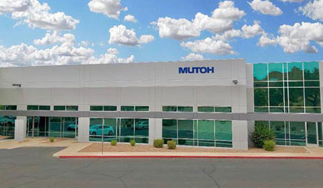 Mutoh America Inc., will be moving its North American headquarters to Phoenix, Ariz.